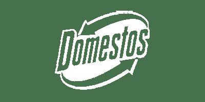 لوگو Domestos-آژانس تبلیغات کربن- دیجیتال مارکتینگ- تبلیغات دیجیتال