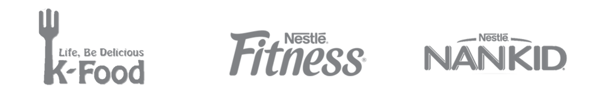 لوگو KFood,Fitness,Nankid- شرکت تبلیغات کربن- تبلیغات دیجیتال- دیجیتال مارکتینگ